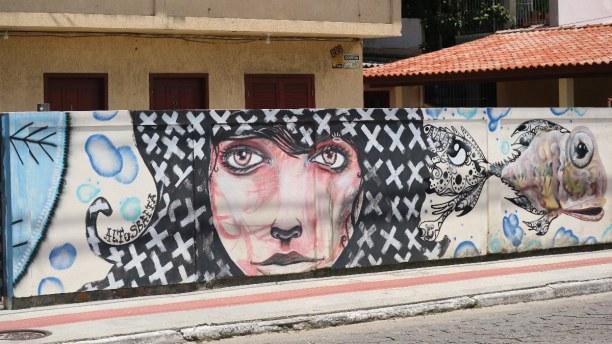 10 Tage Florianópolis (Stadt), Süden, Brasilien, Inselkunst