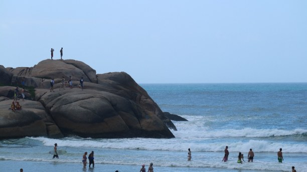 10 Tage Florianópolis (Stadt), Süden, Brasilien, Praia Joaquina