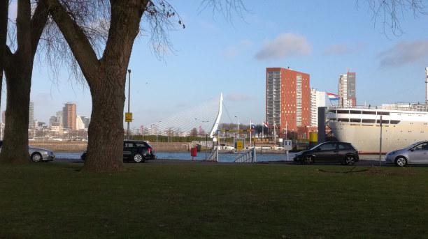 Kurztrip Südholland » Rotterdam