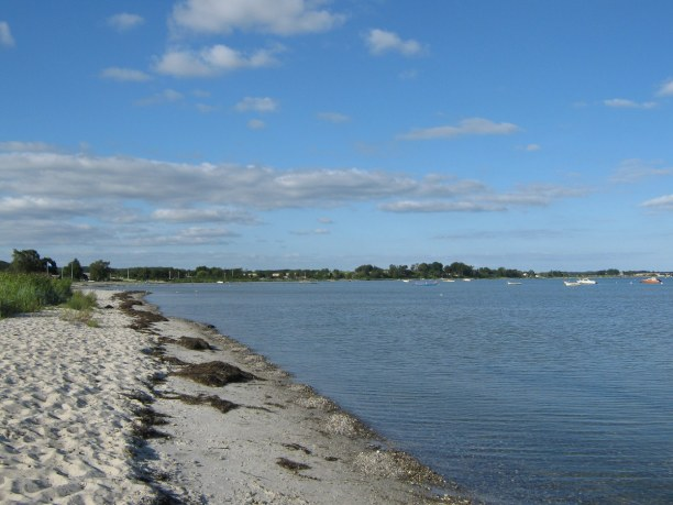 Kurztrip Bjert (Stadt), Südjütland, Dänemark, Strand