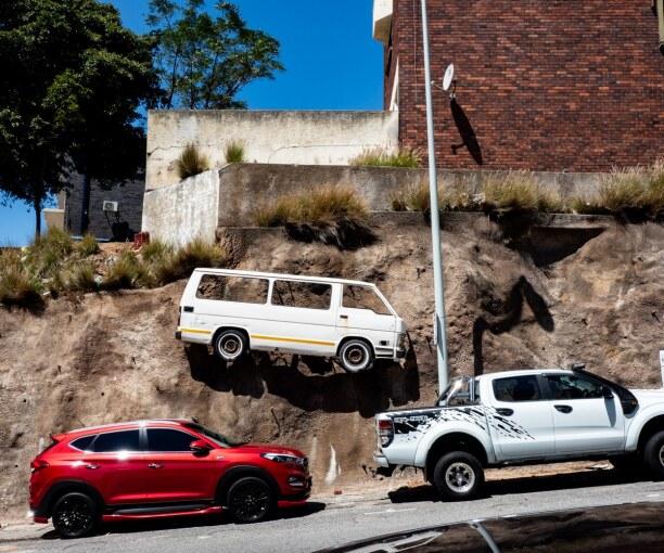 Langzeiturlaub Port Elizabeth (Stadt), Südküste, Südafrika, Die Route 66 zieht sich durch ganz Port Elizabeth und vereint verschie