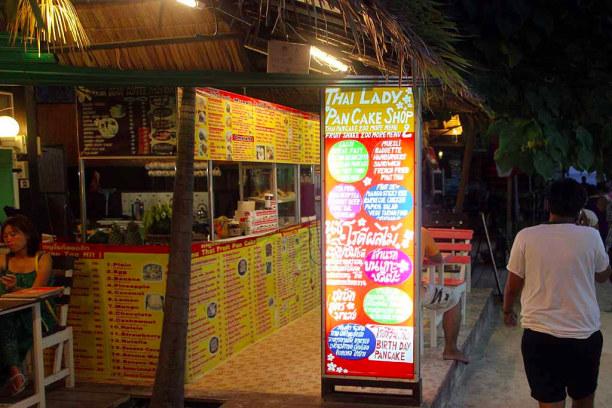 1 Woche Ko Lipe (Stadt), Südthailand, Thailand, Walking Street