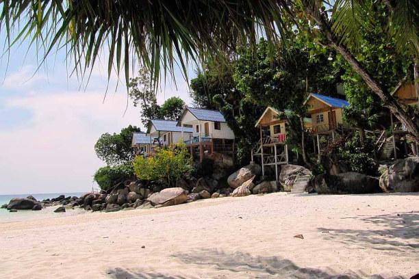 Eine Woche Ko Lipe (Stadt), Südthailand, Thailand, Pattaya Beach