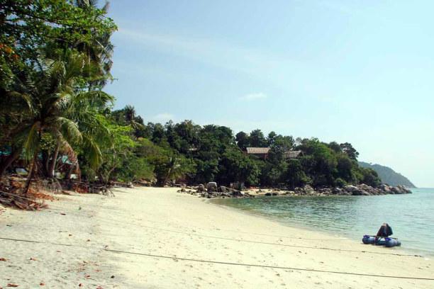 1 Woche Ko Lipe (Stadt), Südthailand, Thailand, Sunset Beach
