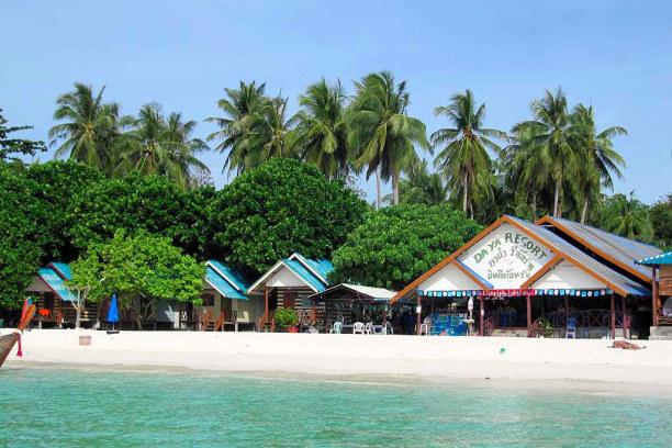 Eine Woche Ko Lipe (Stadt), Südthailand, Thailand, Pataya Beach