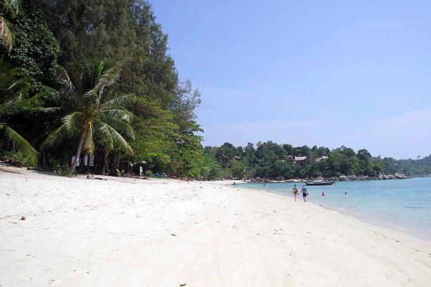 Eine Woche Ko Lipe (Stadt), Südthailand, Thailand, Sunset Beach