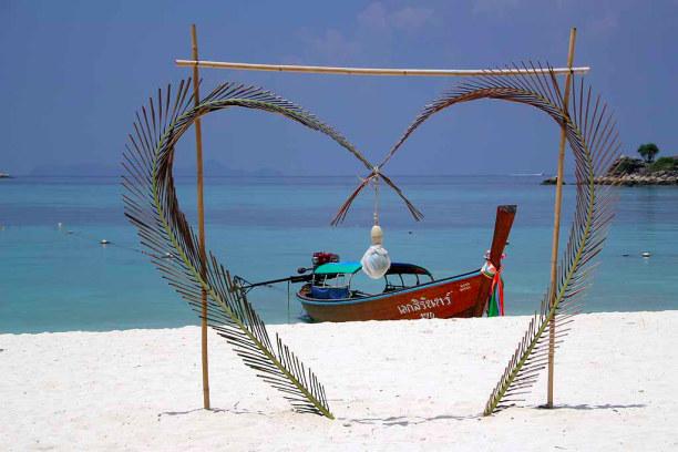 Eine Woche Ko Lipe (Stadt), Südthailand, Thailand, Sunrise Beach