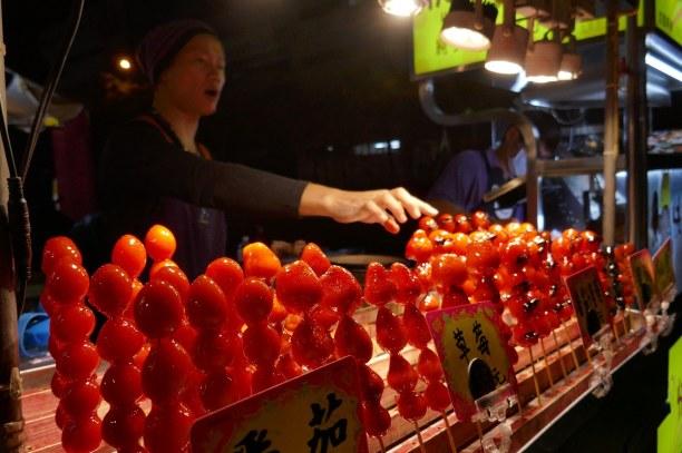 Kurztrip Taipeh (Stadt), Taiwan, Taiwan R.O.C., In Taipeh gibt es viele Nachtmärkte, einer der berühmtesten ist der