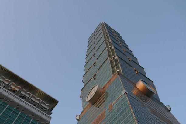 Kurzurlaub Taipeh (Stadt), Taiwan, Taiwan R.O.C., Das berühmteste Gebäude in Taipeh: der Taipeh 101