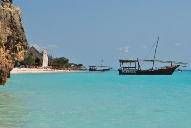 2 Wochen Tansania, Tansania, Im Dorf Nungwi gibt es einen wunderschönen Strandabschnitt, am Kendwa