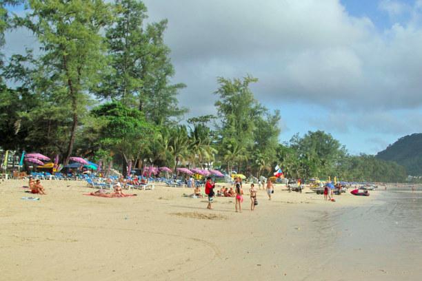 Eine Woche Phuket und Umgebung, Thailand, Patong Beach
