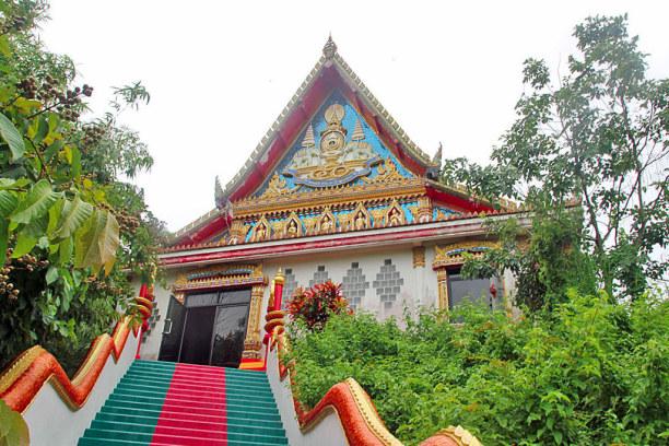 Eine Woche Phuket und Umgebung, Thailand, Wat Koh Sirae