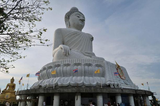 Eine Woche Phuket und Umgebung, Thailand, Big Buddha