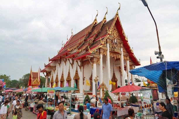 1 Woche Phuket und Umgebung, Thailand, Wat Chalong