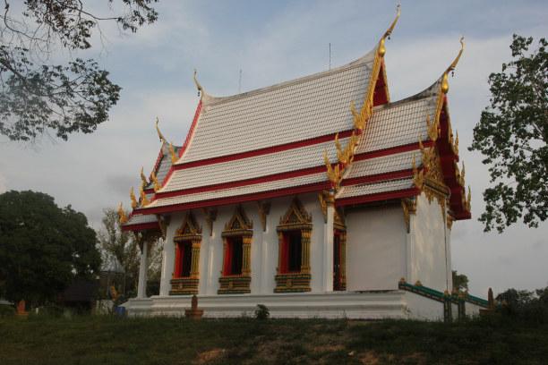 Kurztrip Zentralthailand, Thailand, Tempel auf Koh Kood