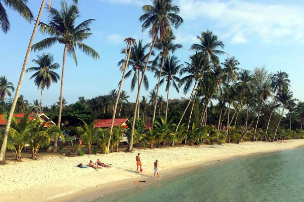 Kurzurlaub Zentralthailand, Thailand, Bang Bao Bay (Siam Beach)