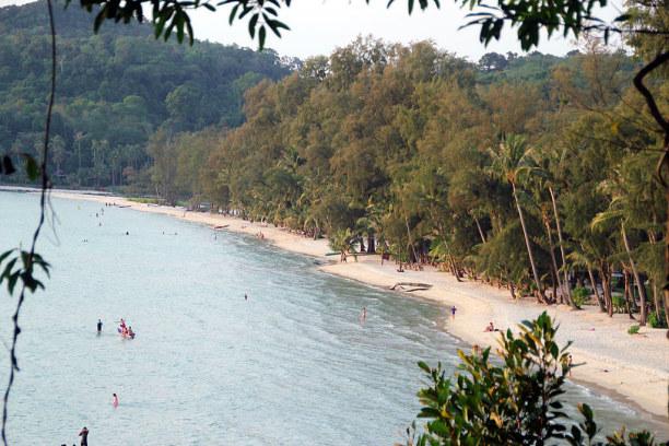 Kurzurlaub Zentralthailand, Thailand, Klong Chao Bay