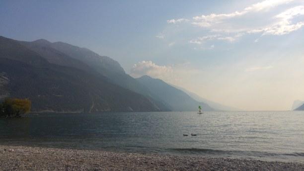 Eine Woche Trentino-Südtirol » Torbole