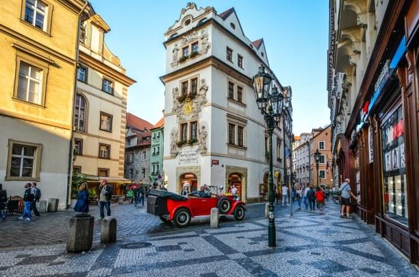 Kurzurlaub Prag und Umgebung, Tschechische Republik, Prager Altstadt