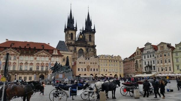 Kurzurlaub Prag und Umgebung, Tschechische Republik, Altstädter Ring