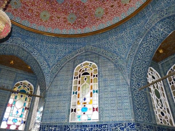 Kurztrip Istanbul (Provinz), Türkei, Der Topkapi Palast diente lange als Wohn- und Regierungssitz der Sulta