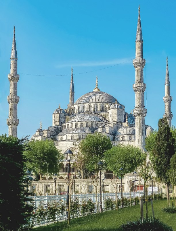 Kurztrip Istanbul (Provinz), Türkei, Istanbul Blaue Moschee