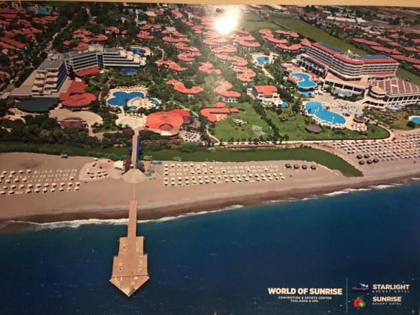 Zwei Wochen Türkische Riviera, Türkei, Poster