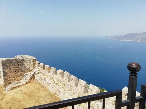 1 Woche Alanya (Stadt), Türkische Riviera, Türkei, Festung in Alanya