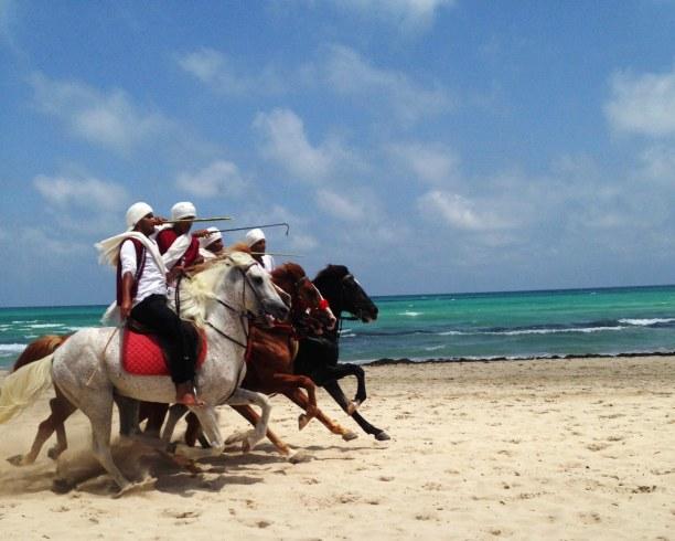 Langzeiturlaub Tunesien, Tunesien, Djerba ist eine flache Insel an der Ostküste Tunesiens. Hier ist viel
