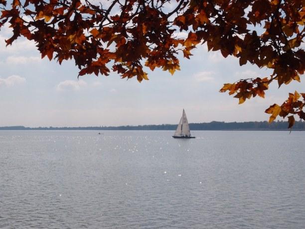 1 Woche Balaton (Plattensee), Ungarn, Keszthely ist ein kleines Städtchen am Westufer des Sees. Hier gibt e