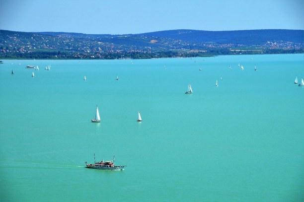 Eine Woche Ungarn » Balaton (Plattensee)