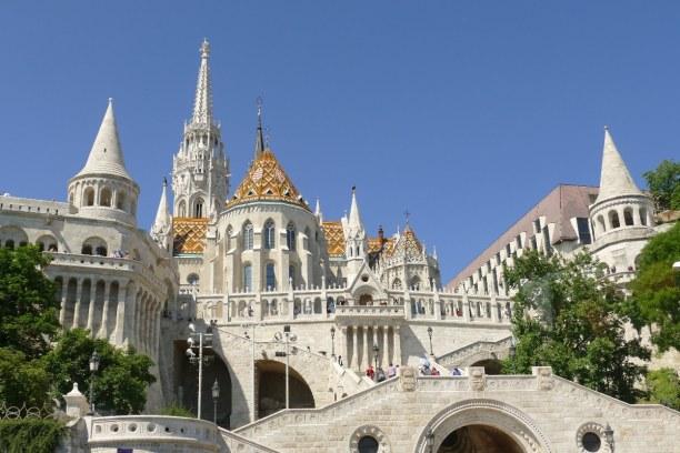 Kurzurlaub Budapest & Umgebung, Ungarn, Fischerbastei