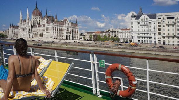 1 Woche Budapest & Umgebung, Ungarn, Noch voller Eindrücke aus der Hauptstadt Österreichs, ist Budapest n