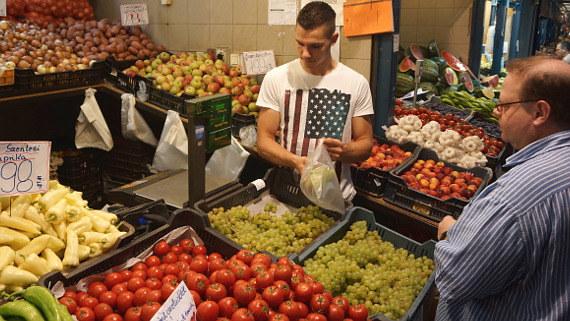 1 Woche Budapest & Umgebung, Ungarn, Ein Highlight für alle Sinne ist der Besuch der Markthalle, die nur 5