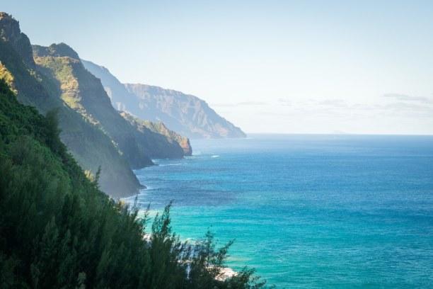 1 Woche Hawaii, USA, Kauai ist eine der acht Hauptinseln Hawaiis und gleichzeitig die Älte