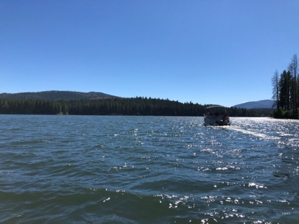 10 Tage Kalifornien, USA, Lake Britton