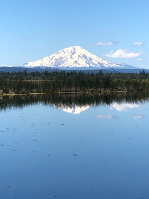10 Tage Kalifornien, USA, Mount Shasta - over 4.000 meters