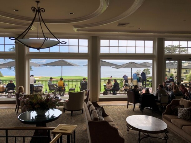 10 Tage Kalifornien, USA, Pebble Beach Golf Resort