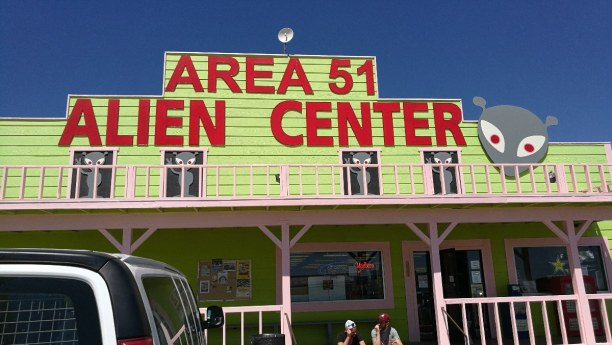 2 Wochen Kalifornien, USA, Nye County