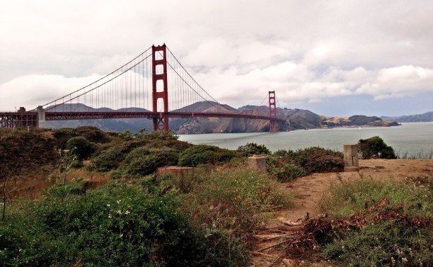 Kurztrip Kalifornien, USA, Die Golden Gate Bridge ist das Erste, an das man denkt, wenn man San F