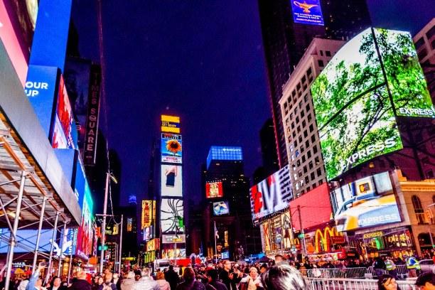 Kurzurlaub New York, USA, Times Square, New York City