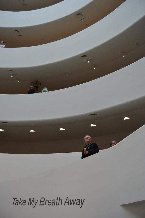 10 Tage New York, USA, Guggenheim Museum