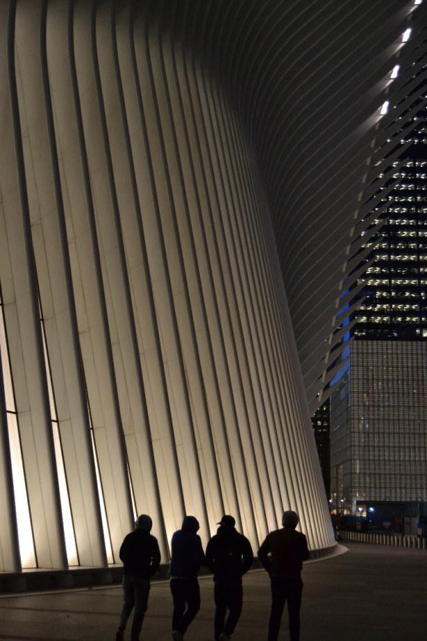 10 Tage New York, USA, Wtc Oculus