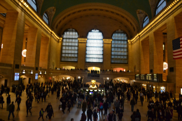 10 Tage New York, USA, Grand Central Terminal
