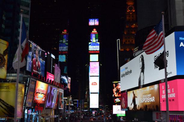 10 Tage New York, USA, Größer als ich gedacht hätte!
