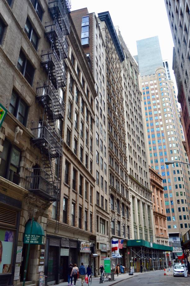 10 Tage New York, USA, Gibt es überhaupt kleine Gebäude?