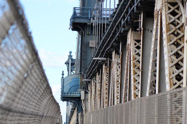 Kurztrip New York, USA, Brooklyn Bridge