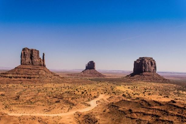 3 Wochen Utah, USA, Monument Valley