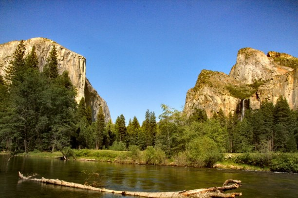 Drei Wochen Utah, USA, Yosemite National Park