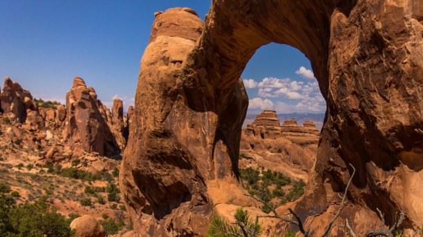 Drei Wochen Utah, USA, Arches National Park